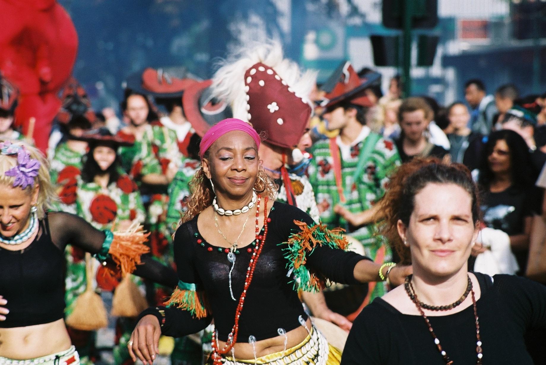 Stage de Danse Afro-Cubaine:Palo y Rumba.