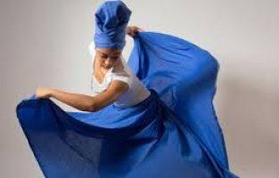 Stage de danses des Orichas Yoruba de Cuba.
