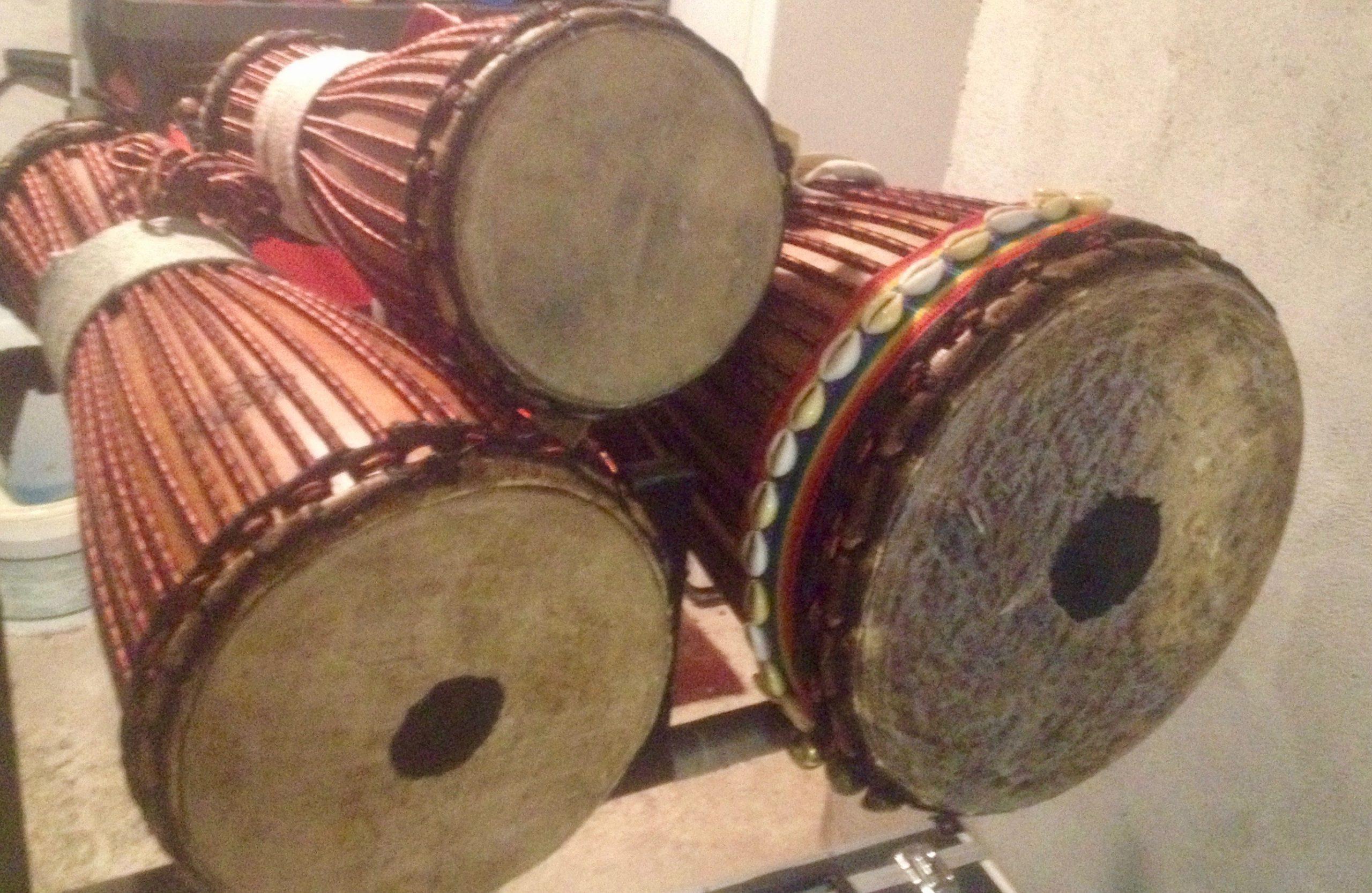 Stage de tambours Batas de la Havane