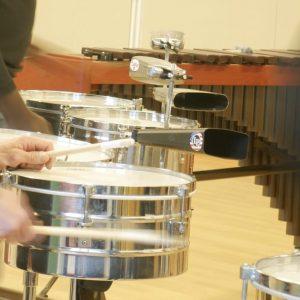 Stage rythmique salsa pour les percussionnistes